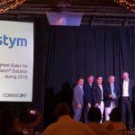 STYM reconocido por Commscope en el CALA Partner Challenge 2018