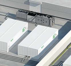 Data Centers prefabricados