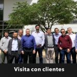 Visita al Schneider Electric Technology Center en Saint Louis