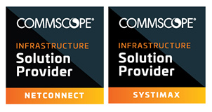 Commscope Infrastructure Solution Provider | SYSTIMAX | NETCONNECT